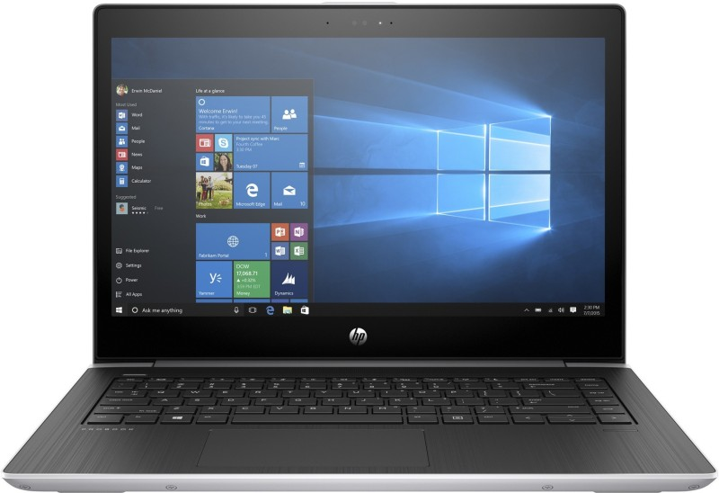 HP 440 G5 Core i7 8th Gen - (4 GB/1 TB HDD/Windows 10 Pro) Probook 440 G5 Laptop(14 inch, Silver)