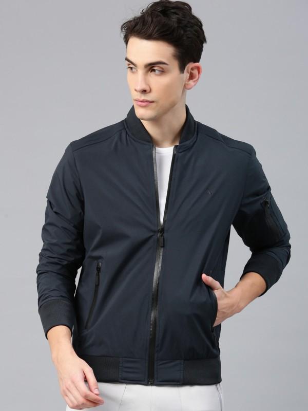 HRX by Hrithik Roshan Full Sleeve Solid Men Jacket