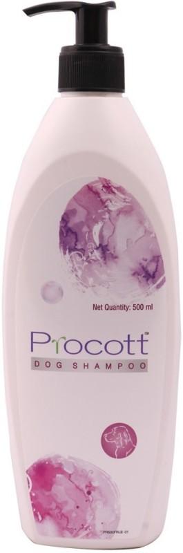 Procott Procott 500 Ml Whitening and Color Enhancing, Conditioning Lite Dog Shampoo(0.5 ml)