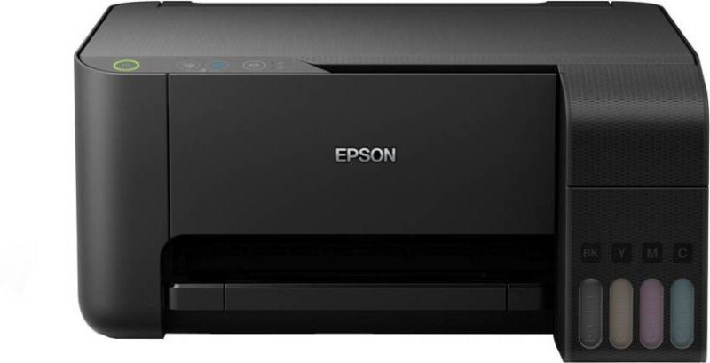 Epson L3100 Multi-function Printer(Black, Refillable Ink Tank)