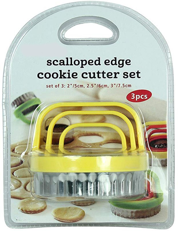 Babysid Collections BSCOKIECUT3PCS3301 Cookie & Biscuit Press Pump(Manual)
