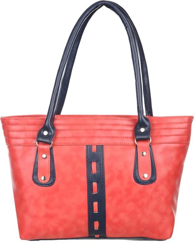 Alps Women Pink, Black Hand-held Bag