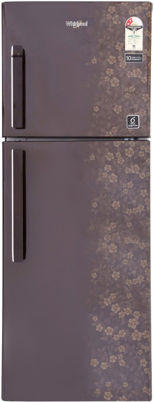 Whirlpool 245 L Frost Free Double Door 2 Star Refrigerator(Gold Exotica, NEO FR258 CLS PLUS 2S)