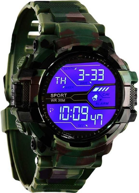 RD ytr watches'GR-LOC Digital Watch - For Boys