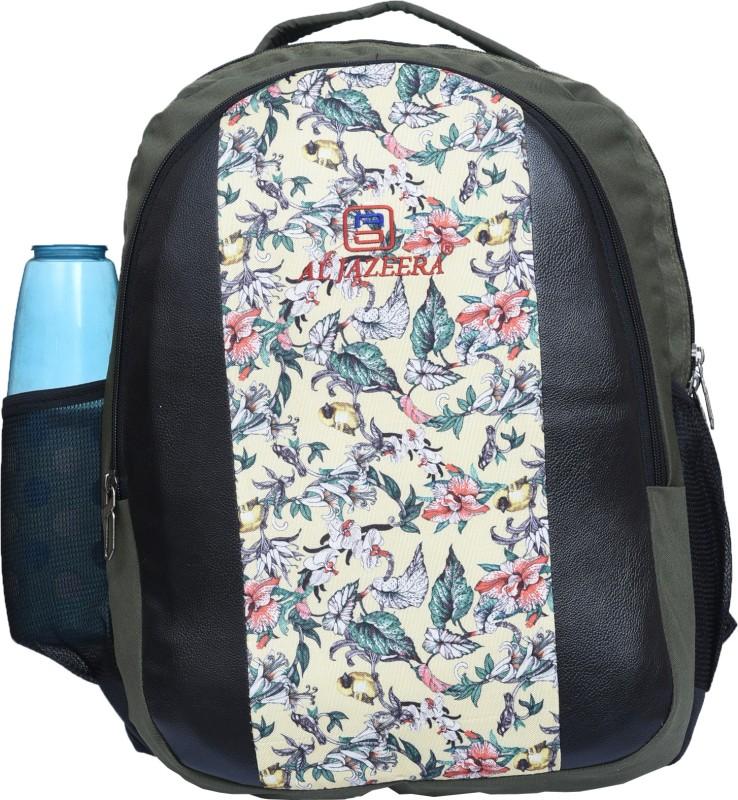 Al Jazeera Unisex Printed Backpack 20 L Backpack(Multicolor)