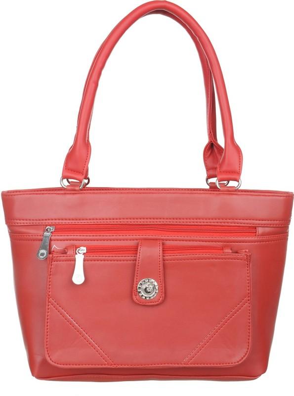 Alps Women Red Hand-held Bag