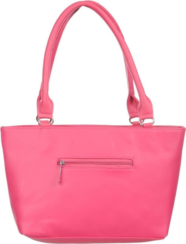 Alps Women Pink Hand-held Bag