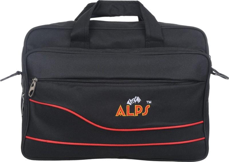 Alps Men Red, Black Messenger Bag
