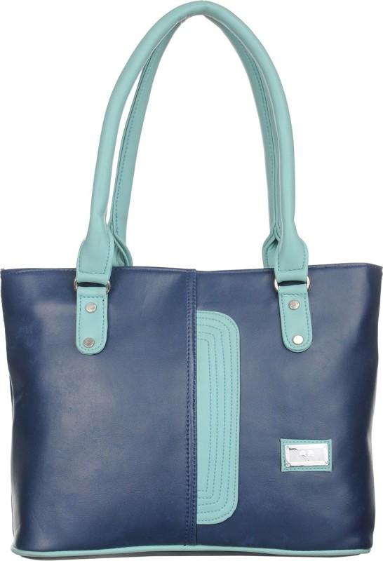 Alps Women Blue Hand-held Bag