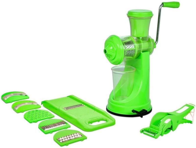jay balaji 0121 Hand Juicer Green Green Kitchen Tool Set(Green)