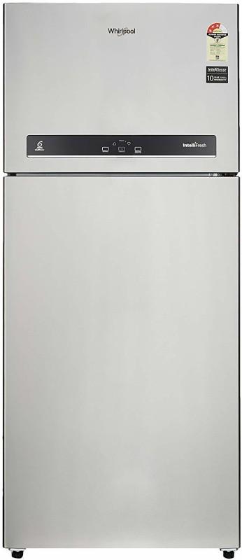 Whirlpool 440 L Frost Free Double Door 3 Star Refrigerator(Magnum Steel, IF INV 455 ELT MAGNUM STEEL (3S))