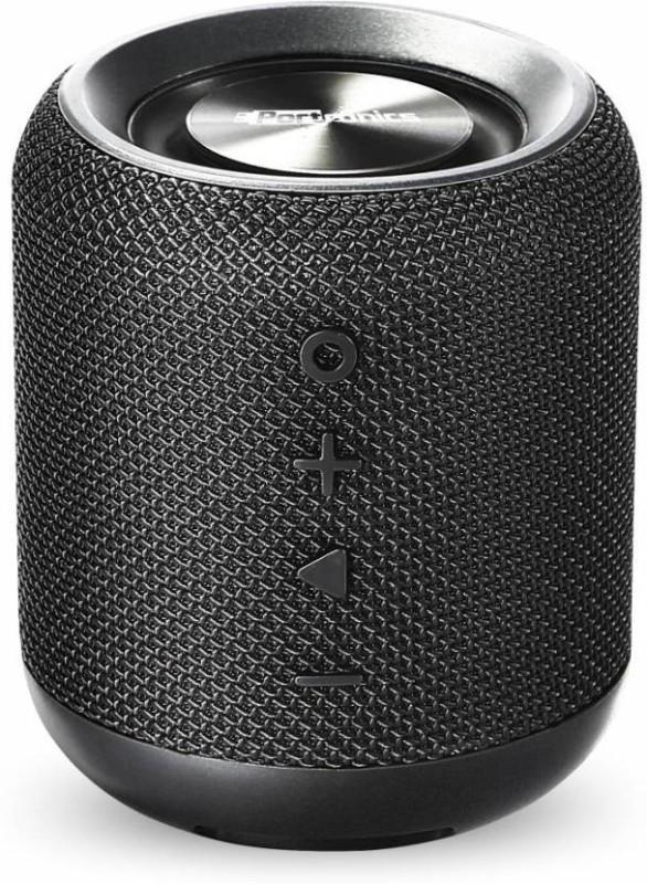 Portronics POR-871 SoundDrum Bluetooth 4.2 Stereo Speaker Black 10 W Bluetooth Speaker(Black, Stereo Channel)