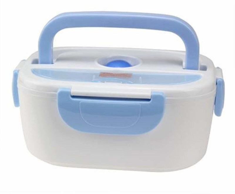 ATOOZED Multi Function Lunch Dabba Electric Food Warmer Tiffin Box 2 Containers Lunch Box(600 ml)