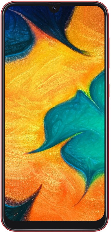 Samsung Galaxy A30 (Red, 64 GB)(4 GB RAM)