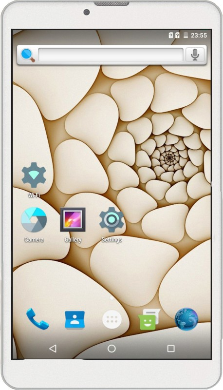 Smartbeats N55 16 GB 7 inch with Wi-Fi+4G Tablet (White)