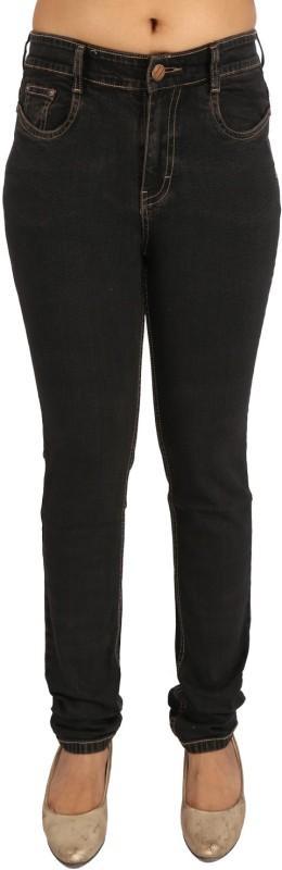 Airwalk Regular Women Brown Jeans