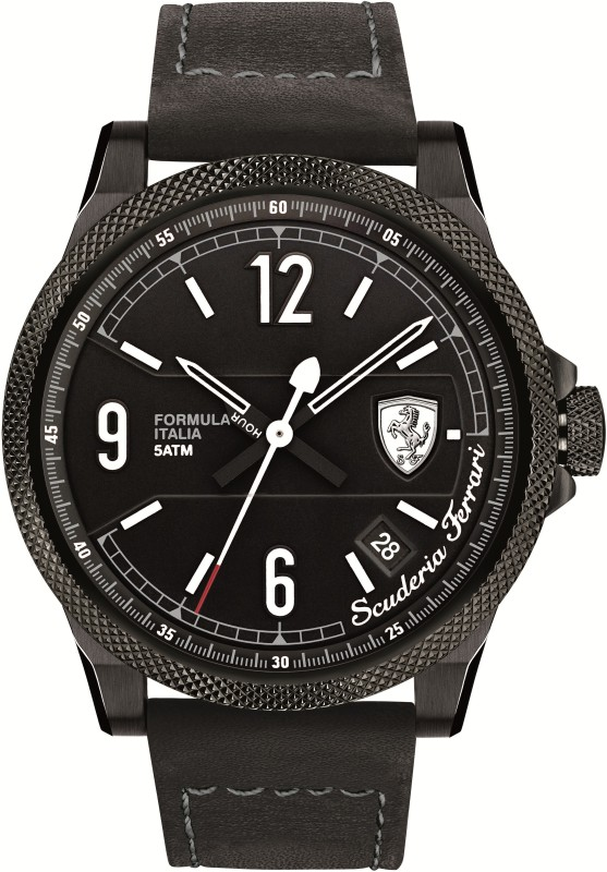 Scuderia Ferrari 0830272 Formula Italia S Analog Watch - For Men