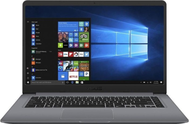 Asus Vivobook 15 Core i3 8th Gen - (4 GB + 16 GB Optane/1 TB HDD/Windows 10 Home) X510UA-EJ1223T Thin and Light Laptop(15.6 inch, Grey, 1.7 kg)