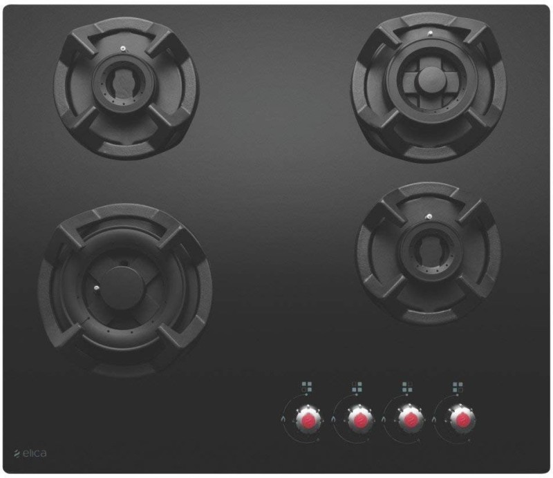 Elica CLASSIC MFC 4B 60 MT Hob Stainless Steel Automatic Gas Stove(4 Burners)
