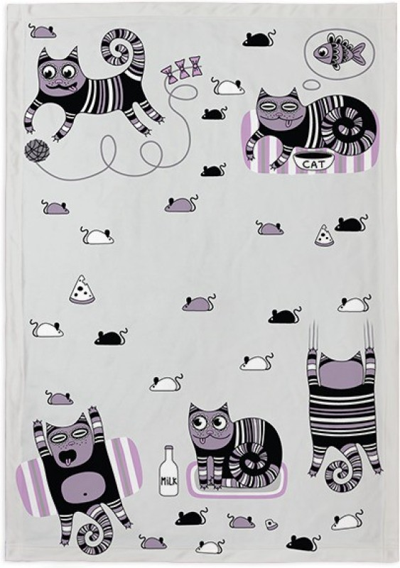 right rg186bpic0012aqq Cat, Dog Blanket(Polyester)