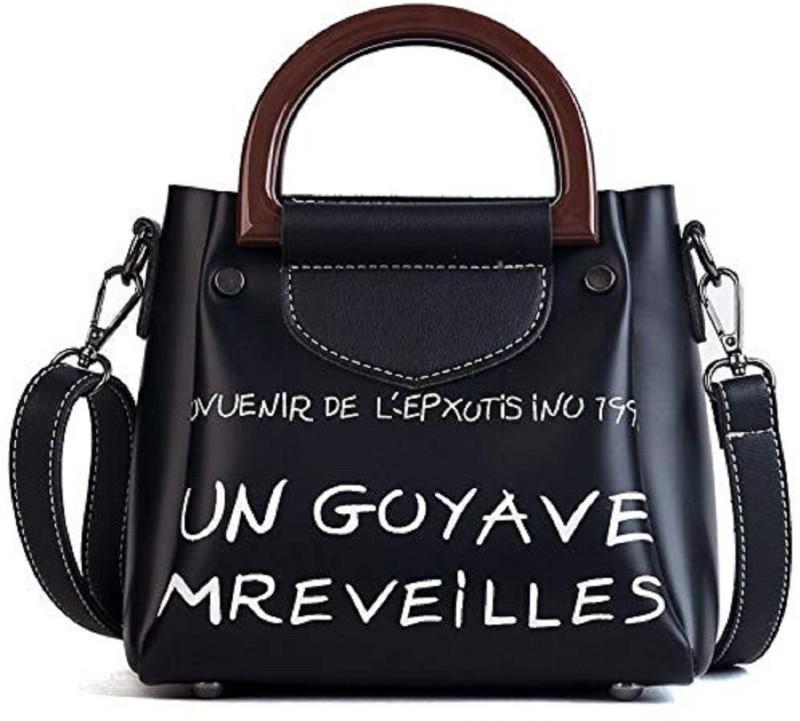 Mei&Ge Black Sling Bag