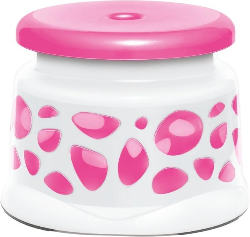 Milton Stool(Pink)