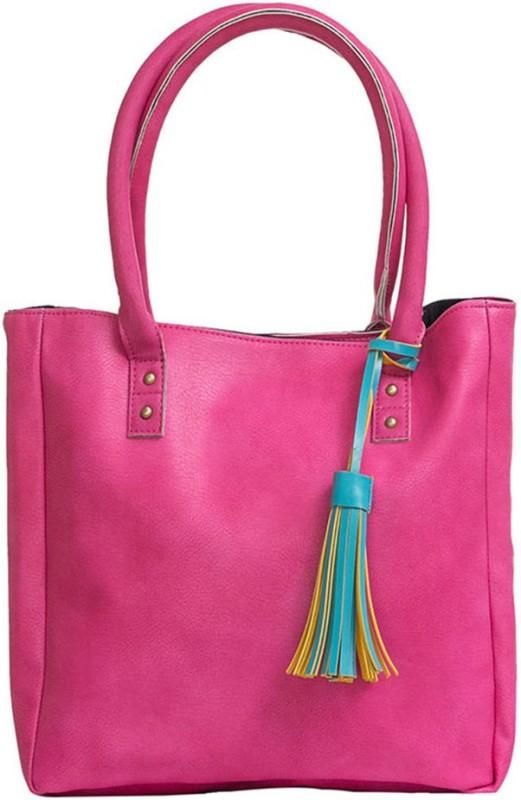 Band Box Women Pink Hand-held Bag