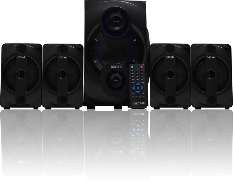Oscar 4152BT Digital Display Bluetooth Home Theater System 4.1 Home Cinema(Home Theater)