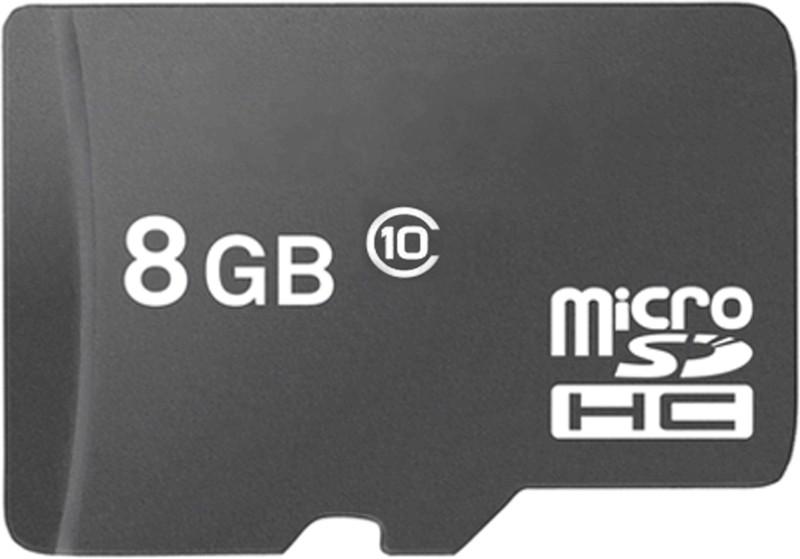 rollswich MICRO 8 GB MicroSD Card Class 10 50 MB/s Memory Card
