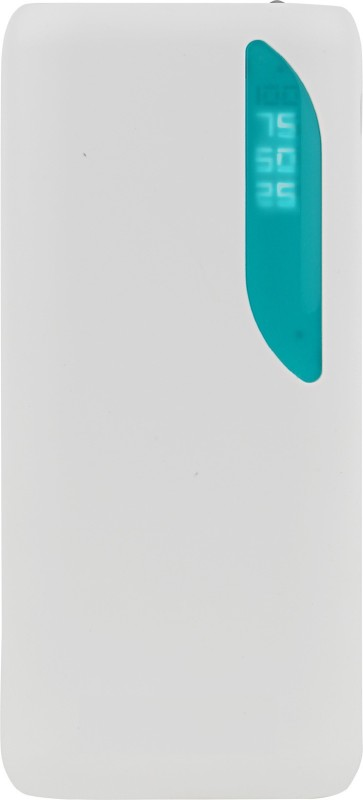 MI-STS 20000 mAh Power Bank (20000mAh Green_ShapeWing, Wing-Shape)(Green, Lithium-ion)