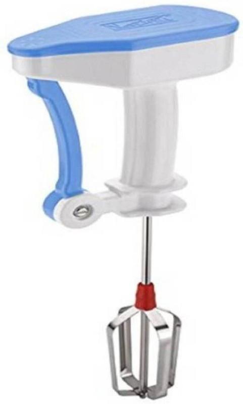 Style Home BUTTER MILK MACHINE MANUAL 1 0 W Hand Blender(Blue)