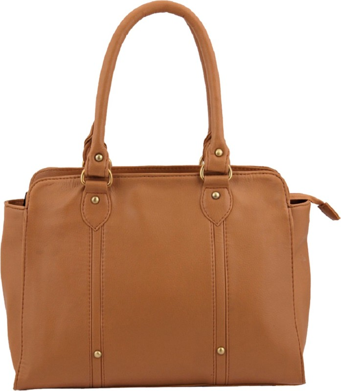 Bagsy Malone Women Beige Messenger Bag
