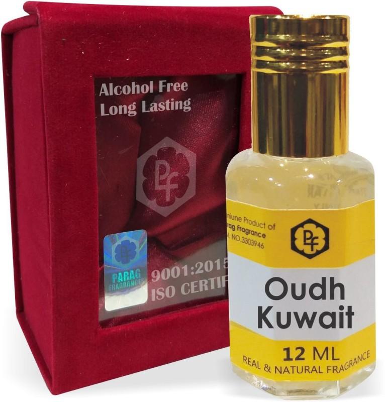 Parag Fragrances Oudh Kuwait Attar 12ml ( Alcohol Free and Long Lasting Attar ) Floral Attar(Oud (agarwood))