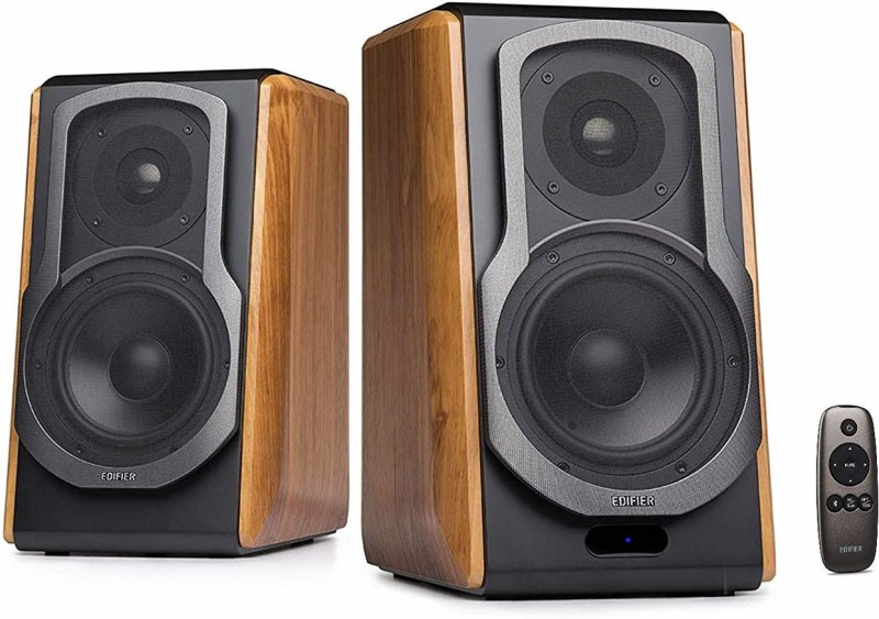 Edifier S1000DB 120 W Bluetooth Home Theatre(Brown, 2.0 Channel)