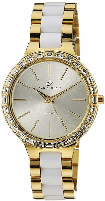 Daniel Klein DK10661-1 Analog Watch - For Women