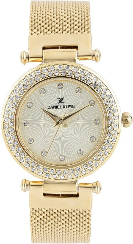 Daniel Klein DK10920-3 Analog Watch - For Women