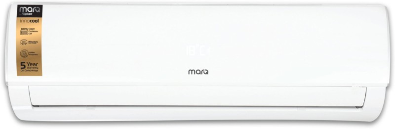 MarQ by Flipkart 1.5 Ton 3 Star Split Inverter AC...