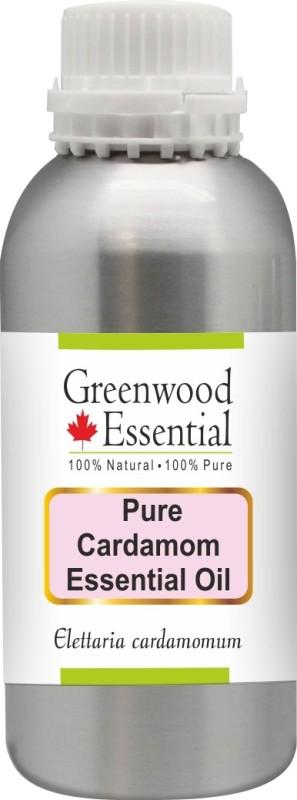 Greenwood Essential Pure Cardamom Essential Oil (Elettaria cardamomum) 100% Natural Therapeutic Grade Steam Distilled(300 ml)