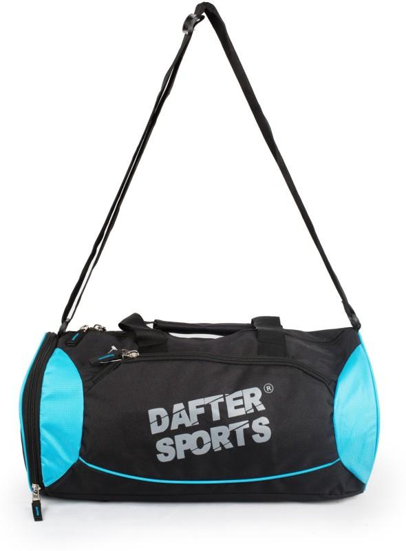 dafter 20 Inch Travelling Gym Bag Gym Bag(Black)