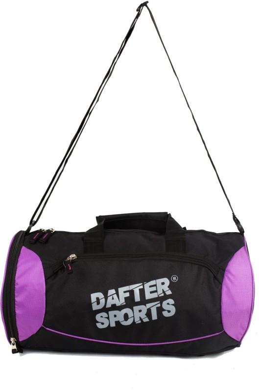 dafter 20 Inch Travelling Gym Bag Gym Bag(Purple)