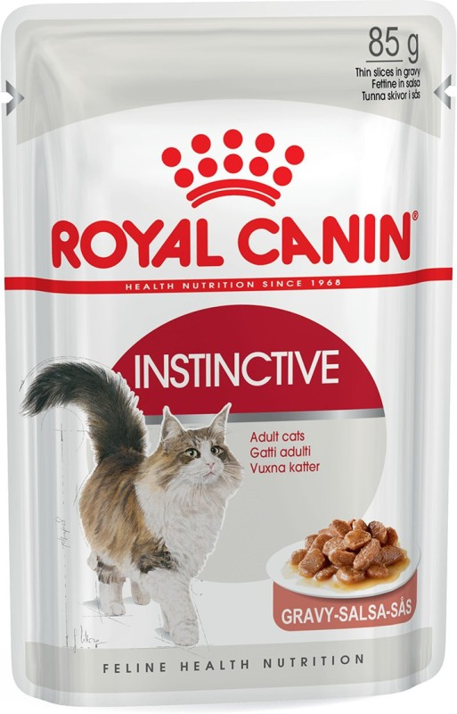 Royal Canin Instinctive 1.02 kg Wet Cat Food(Pack of 12)