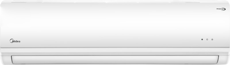 Midea 1.5 Ton 5 Star Split Inverter AC - White(18K 5 Star Santis Pro Ryl Inverter R32 (MI005) / 18K 5 Star Inverter R32 ODU (MI005), Copper Condenser)