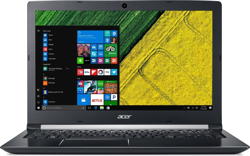 Acer Aspire 5 Core i5 7th Gen - (8 GB/1 TB HDD/Windows 10 Home/2 GB Graphics) A515-51G -5673 Laptop(15.6 inch,...
