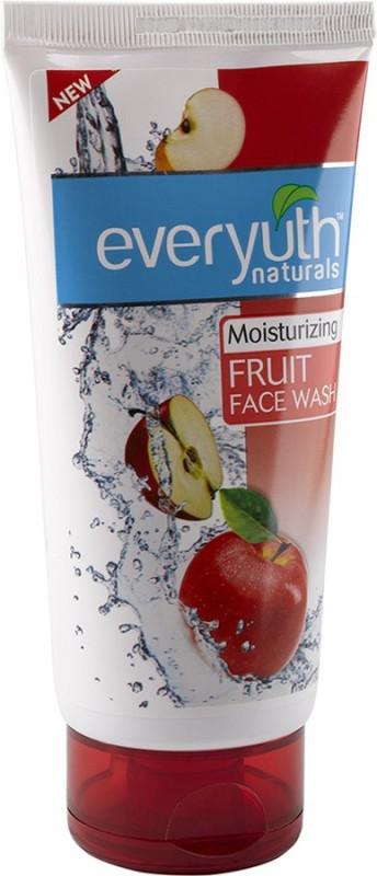 Everyuth Naturals Moisturising Fruit Face Wash(150 g)