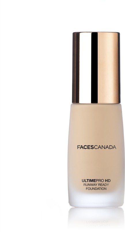 Faces Canada Ultime Pro HD Runway Ready Foundation(Almond Beige 06, 30 ml)