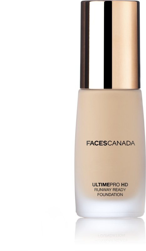 Faces Canada Ultime Pro HD Runway Ready Foundation(Beige 03, 30 ml)