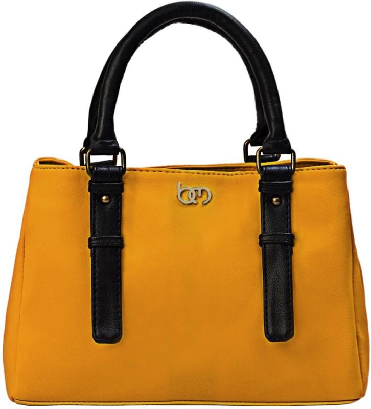 Bagsy Malone Women Yellow Messenger Bag