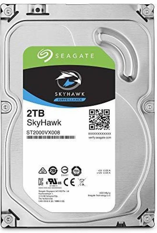 Seagate sghd2tbs Hard Disk Skin(black)
