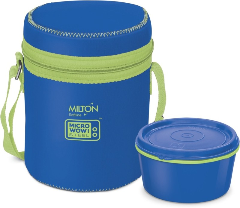 Milton NEO MICROWAVEABLE LUNCH BOX 3 CONTAINERS 3 Containers Lunch Box(450 ml)