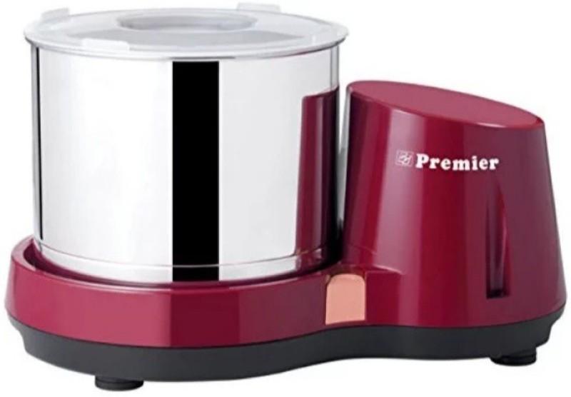 Premier compact 2 ltr Wet Grinder(Red)